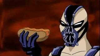 getlinkyoutube.com-Bane Eats A Hotdog