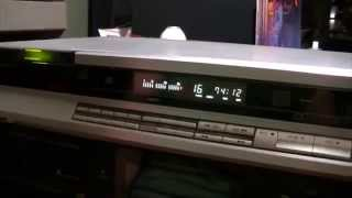 getlinkyoutube.com-Technics SL-P2 CD Player from 1985