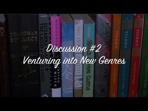 Discussion | Venturing Into New Genres