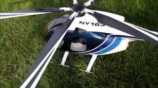 getlinkyoutube.com-HUGHES 500/MD-500 BIG model helicopter SPRING FORWARD.