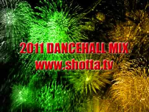 shotta tv 2011 reggae dancehall happy new year mix