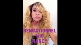getlinkyoutube.com-Sensationnel Empress Lace Wig Nancy