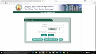 How to Register TNPSC One Time Permenant Account - Tamil Tutorials
