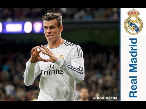 Realmadrid LIFE: Gareth Bale scores the perfect hat-trick