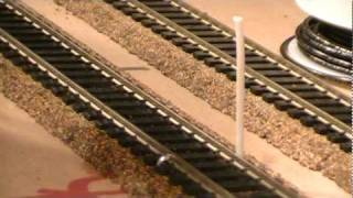 getlinkyoutube.com-How-to solder track & feeder wires (HO scale model railroad)