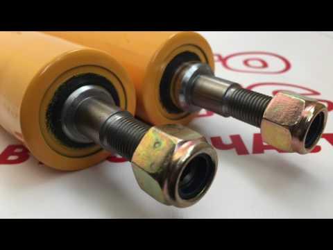 Амортизатор передний масляный Hola S511 Daewoo/Chevrolet Nexia Lanos