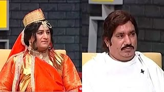 getlinkyoutube.com-Khabardar with Aftab Iqbal - 24 January 2016 | Umrao Jaan and Nawab Sultan Dummies
