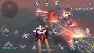getlinkyoutube.com-GUNSHIP BATTLE : Destroy Black Moth - Terminator S