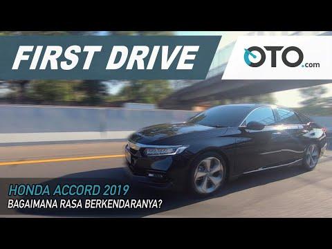 Honda Accord 2019 | First Drive | Bagaimana Rasa Berkendaranya? | OTO.com
