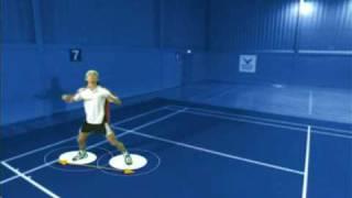 getlinkyoutube.com-Badminton Technique - Forehand Smash