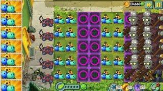 Plants Vs Zombies 2 Fiesta de Piñata de Pomelo y Bulbo de Bolera