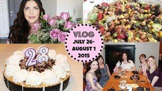 getlinkyoutube.com-Honeybee Vlog Cam: My birthday & Cooking in the Hive Bean & Avocado Salad