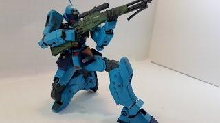 Master Grade GM Sniper II Review