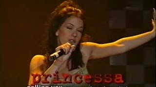 getlinkyoutube.com-Princessa - Calling You (Live from Finland 1997)