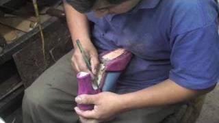 getlinkyoutube.com-John Fluevog Miracle Shoe Production / Manufacturing