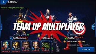 getlinkyoutube.com-Marvel: Future Fight - 6 STAR Yellowjacket!!