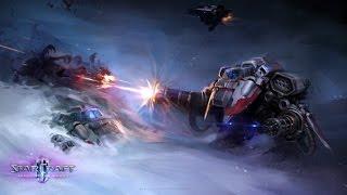 getlinkyoutube.com-[스타크래프트 유닛실험] 바이킹3마리의 위엄 [StarCraft2] Viking Three Bears