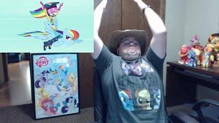 getlinkyoutube.com-[Blind Reaction] Equestria Girls: Friendship Games Bloopers