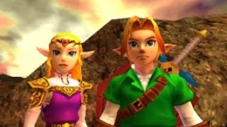 getlinkyoutube.com-The Legend of Zelda: Ocarina of Time 3D 100% Walkthrough Finale - Final Boss / Ending & Credits