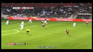 getlinkyoutube.com-Ali Karimi Skills in Al-Ahli vs AC Milan
