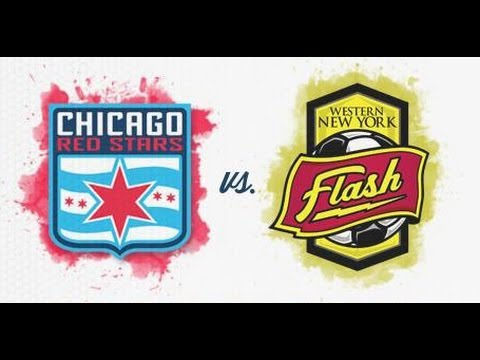 Chicago Red Stars vs Western New York Flash (04/19/2014)