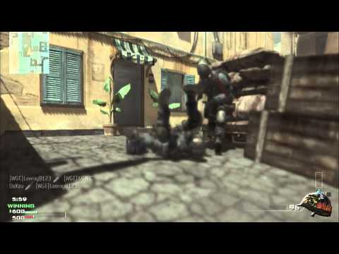 Friday Night Fight Night Pistols and Knives MW3 Online Multiplayer