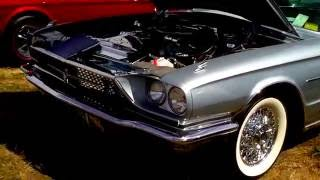 getlinkyoutube.com-1966 Ford Thunderbird at Brandywine Lions CarShow