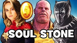 Where Is The FINAL INFINITY STONE? Black Panther, Avengers Infinity War & Captain Marvel Theory