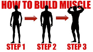 getlinkyoutube.com-HOW TO GET BUFF: GO FROM SKINNY TO MUSCULAR IN 3 SIMPLE STEPS