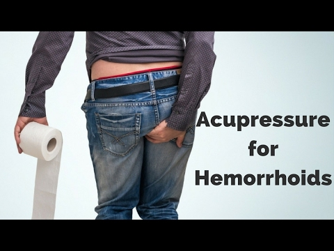 Acupressure Points for Hemorrhoids (Piles) - Massage Monday #330