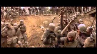 Scene di guerra medievale