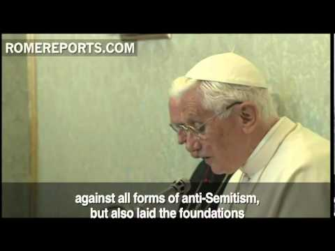 Pope meets with Latin American Jewish Congress at the Vatican
