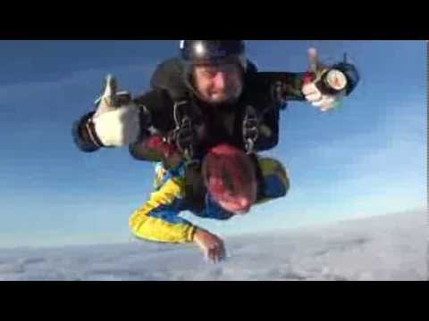 BBC CHILDREN IN NEED SKYDIVE 2013: IN THE AIR EDITION (OFFICIAL VIDEO)