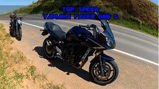getlinkyoutube.com-YAMAHA FAZER 600 S - TOP SPEED (HD)