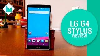 getlinkyoutube.com-LG G4 Stylus - Review en español