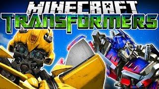 getlinkyoutube.com-Minecraft Mod | TRANSFORMERS MOD (Crazy Animated Transformations) - Minecraft Mod Showcase