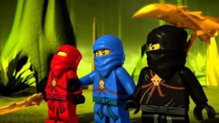 getlinkyoutube.com-LEGO Ninjago 2012 Episod 5 - En burk med mask (svenska)