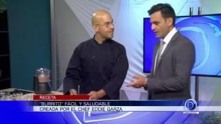Eddie Garza enseña como hacer un
