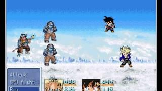 getlinkyoutube.com-Dragon Ball Z: Legend of Z RPG - Bojack sidequest