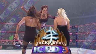 Zack Ryder's Iced 3 - September 2013 - Trish & Lita vs Molly & Ivory - Raw 10/22/01 - FULL MATCH
