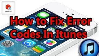 getlinkyoutube.com-How to Fix Error code 3194 ,1600 , 21 , 1 on Itunes and Restore / Update to New IOS 9 +[HD]