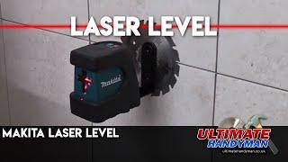 getlinkyoutube.com-Makita Laser Level