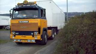 getlinkyoutube.com-Scania 141. Holländare