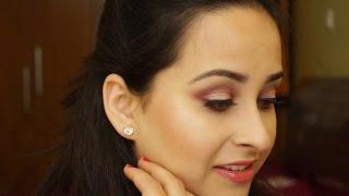 getlinkyoutube.com-Get Ready with Me : Everyday Glam Makeup Look