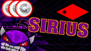 getlinkyoutube.com--SIRIUS- Geometry Dash Demon