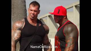 getlinkyoutube.com-RICH PIANA AND GIRLFRIEND BODY BUILDING CONTEST AT MUSCLE BEACH VENICE BEACH CALIFORNIA MAY 28, 2013