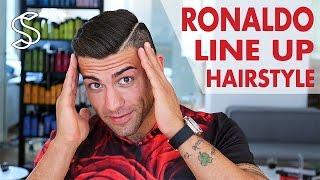 getlinkyoutube.com-New Cristiano Ronaldo hair style 2015