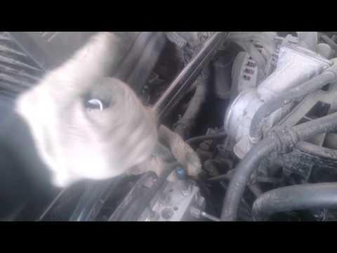 Как снять фильтр и заменить катушки, Mazda rx8