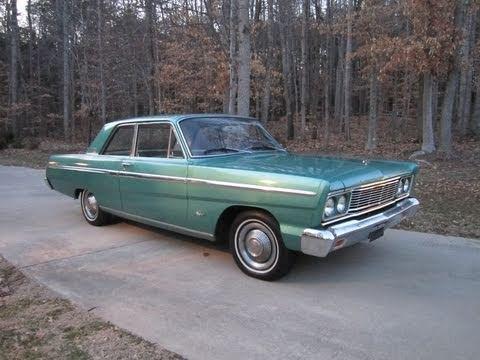 1965 Ford Fairlane 500 2-Door Start Up, Exhaust, and In Depth Tour
