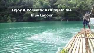 getlinkyoutube.com-Port Antonio Jamaica-Somerset Falls-Blue-Lagoon